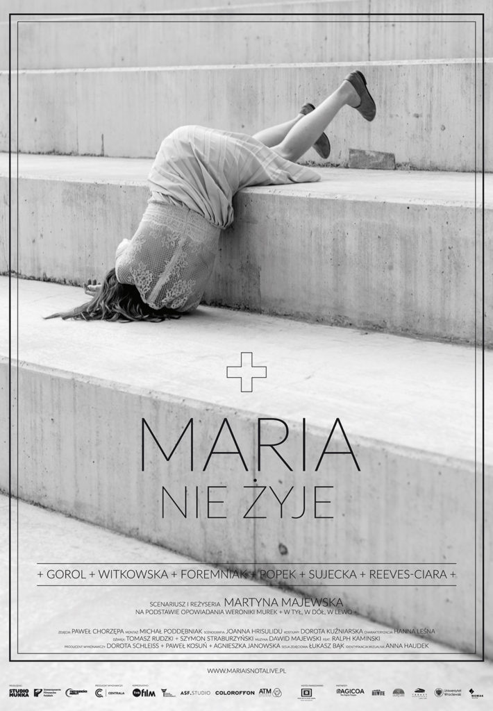 Maria Is Not Alive