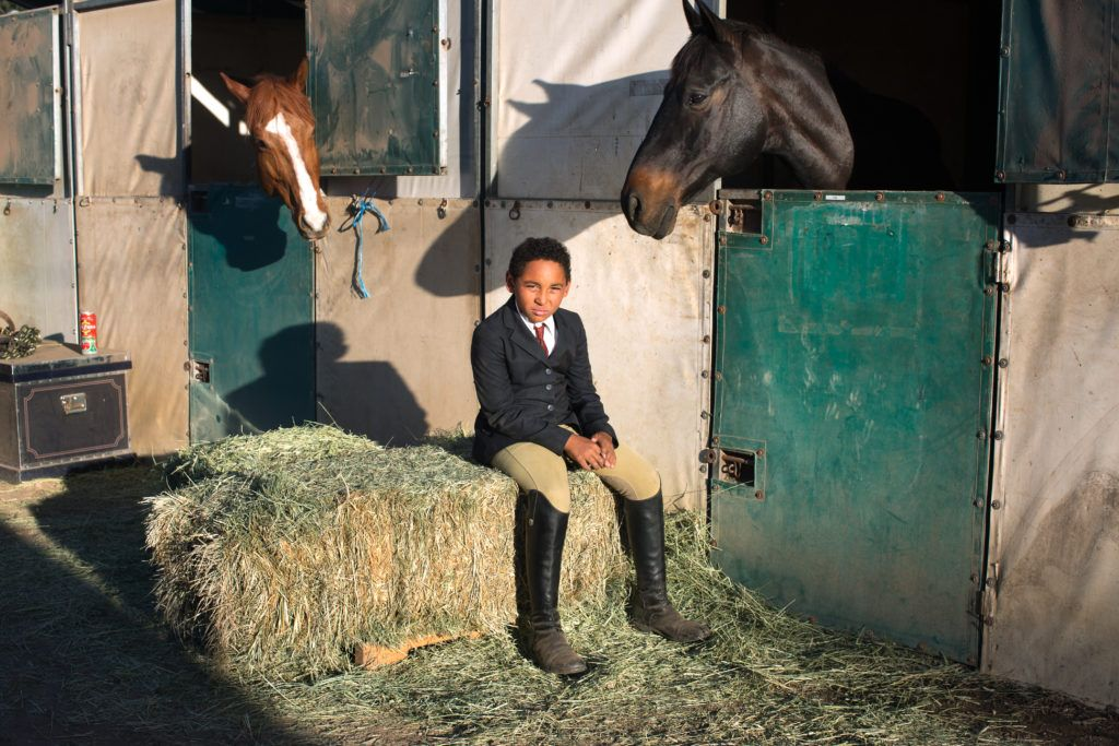 Compton Jr. Posse for The New York Times Magazine